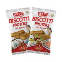 Biscotti Proteici Why Sport
