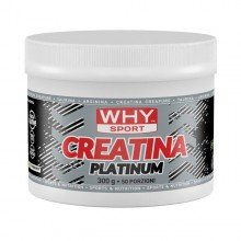 Creatina Platinum Why Sport