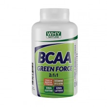 BCAA Green force Why Sport