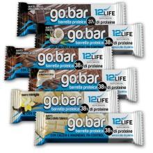 Go Bar Barretta proteica 12 Life
