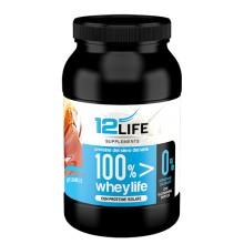 100% Wheylife Proteine isolate 12 Life