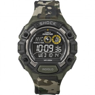 World Shock T49971 Mimetico Timex