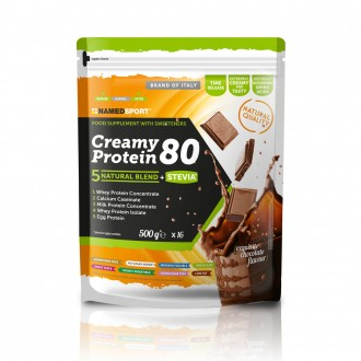 Creamy Protein 80 500 gr Named Sport