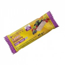 CARBO ENERGY + BAR SINGOLA 1 X 40 G +WATT