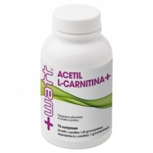 ACETIL L-CARNITINA 75 CPR +WATT