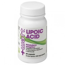 LIPOIC ACID STRONG 200 MG 60 CPS +WATT