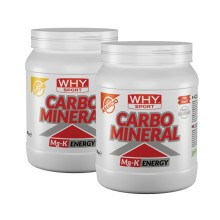 Carbo Mineral 500 gr Why Sport