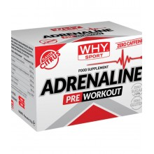 Adrenaline Preworkout Why Sport