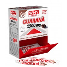 Guaranà 1500mg Why Sport