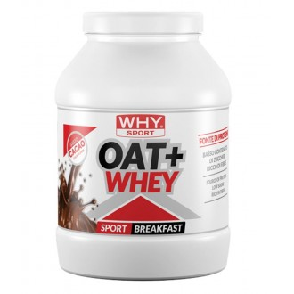 Oat + Whey Why Sport