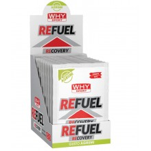 Refuel Recovery Why Sport