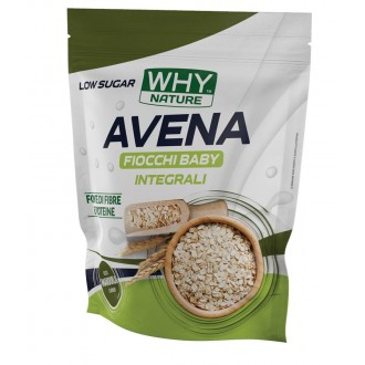 Avena Fiocchi Baby WHY Nature