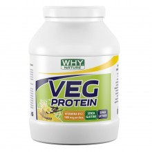 Veg Protein Why Nature