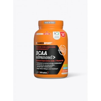 BCAA ADVANCED NAMED 100 cpr
