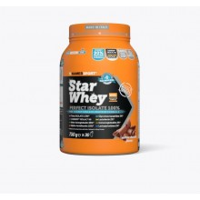 Star Whey Isolate 100% 750 gr Named Sport
