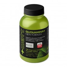 GLUTAMMINA + NEW FORMULA 120 CPR +WATT