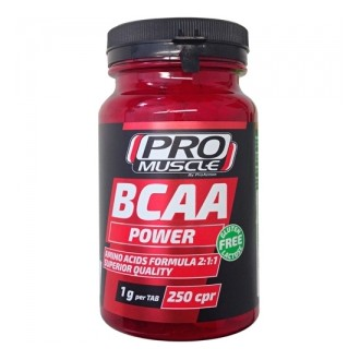 BCAA Easy Quality 250 cpr - ProAction